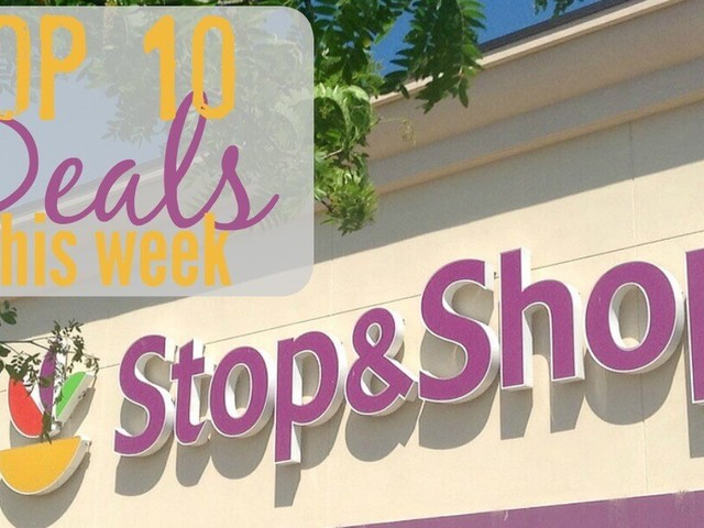 10 of the Most Popular Deals at Stop & Shop – Ending 12/14