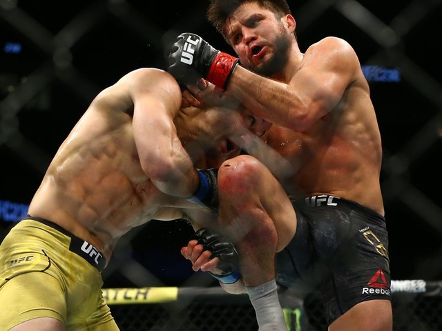 UFC 238 results:Cejudo TKO's Moraes to become BW champ