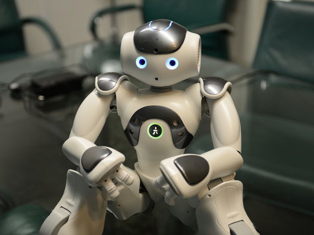 How a Robot Reaches Kids on the Autism Spectrum