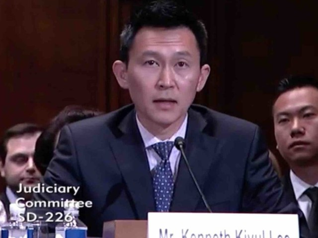 Watch: Immigrant Ninth Circuit nominee explains the lesson his dad taught him about America through the pain of racism