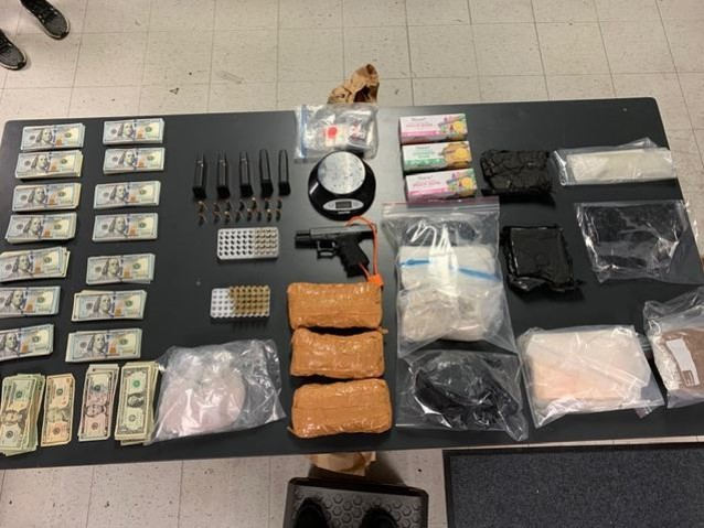 Enough Fentanyl To Cause 4M Overdoses Seized In Single OC Bust