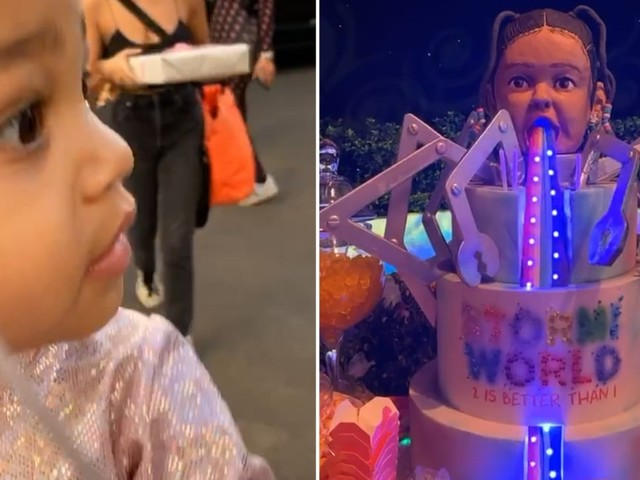 Kylie Jenner's Birthday Party For Stormi Proves It's the Toddler's World - We're Just Living in It