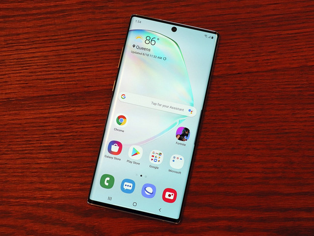 Galaxy Note 10 review: Samsung managed to improve upon its best phone to date