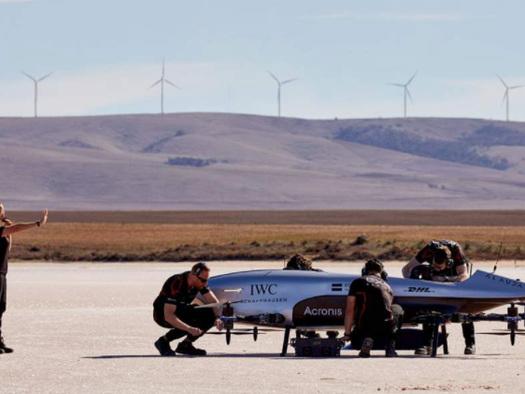 """Next Generation Of Motorsports May Involve """"Flying Racing Car"""""""