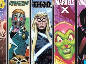 MARVEL RINGS IN THE NEW YEAR WITH NEW #1s AND LAUNCH PARTIES!
