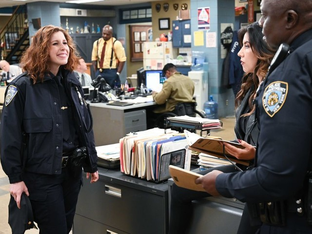 A coke-fueled Brooklyn Nine-Nine gets into the mind of a loose cannon