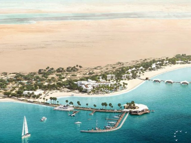 Accor and Edamah Introduce Mantis Brand to the Middle East with Mantis Bahrain Hawar Island
