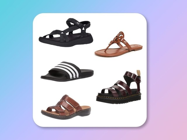 Amazon's Big Style Sale: Chic sandals from Tory Burch, Sam Edelman and more
