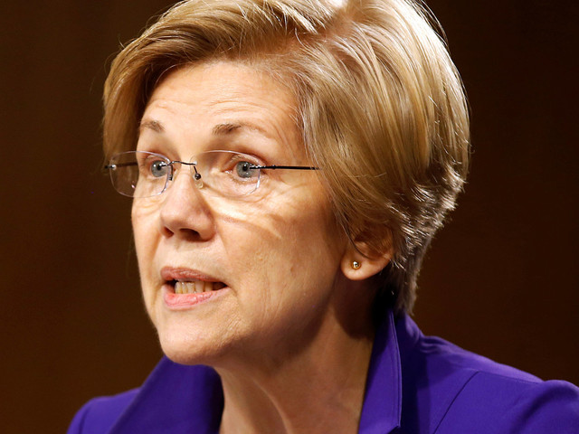 Warren On CFPB Clash: Trump Keeps Choosing 'Big Banks' Over 'Working Families'