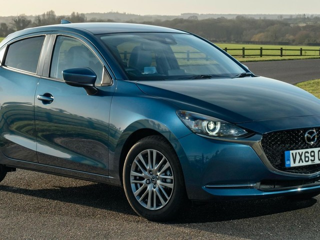 2020 Mazda2 Facelift Detailed As It Enters UK Showrooms