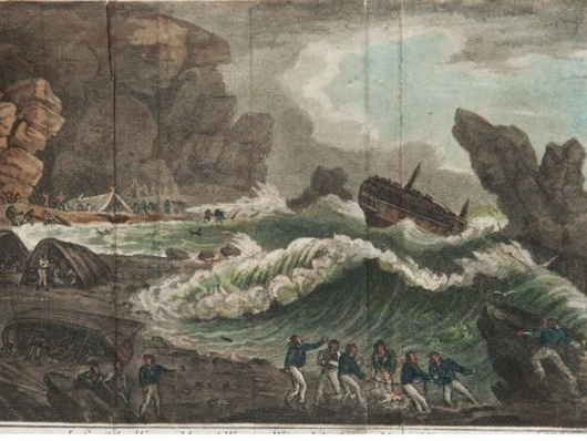 Dead Reckoning: The Story of the HMS Wager