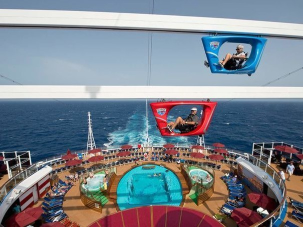 Top 10 Unique Cruise Ship Attractions
