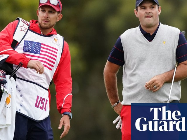 Patrick Reed's caddie banned after altercation with fan at Presidents Cup