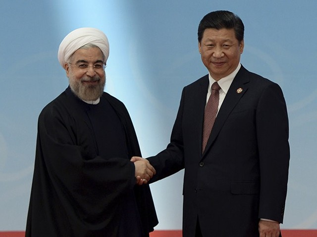 China Orders Media To Stop Reporting Iran Unrest, Desires Stability For Massive Investments