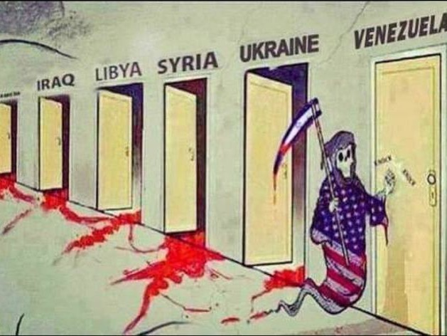 Venezuela: America's 68th Regime-Change Disaster