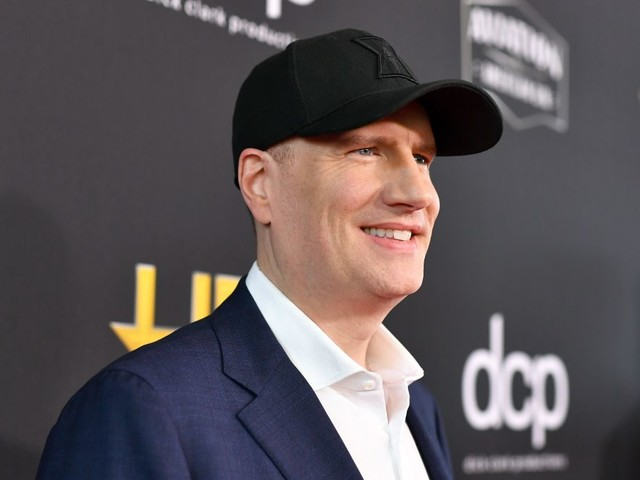 Kevin Feige to play Thanos-like villain on The Simpsons in beautiful display of corporate synergy