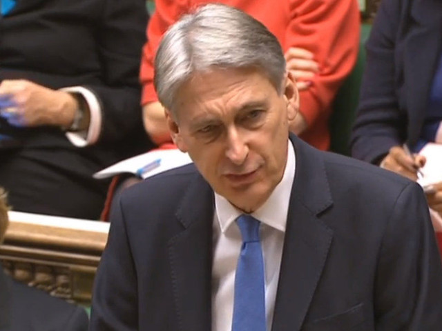 Budget 2017: Chancellor Caves On Universal Credit Amid Grim Growth Forecasts