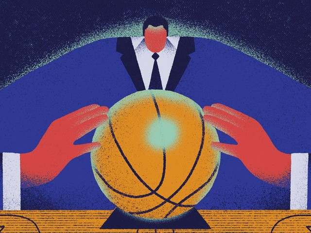 The NBA's GM Kingmaker