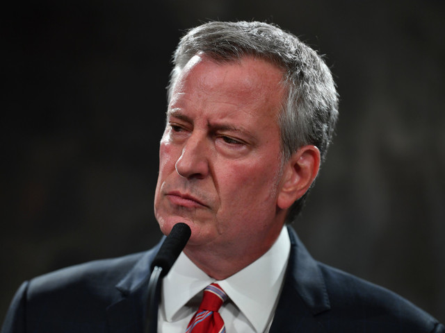 De Blasio fails to draw support for 2020 bid — even from longtime allies