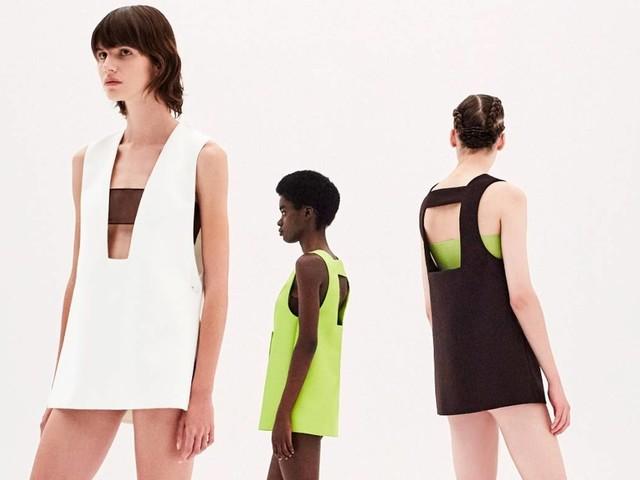 MFW SS22: Emilio Pucci presents geometric sportswear