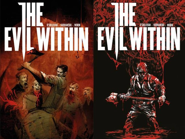 'The Evil Within' To Get A Comic Series To Bridge Both Games