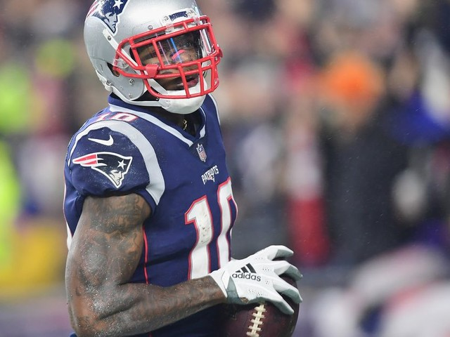 Josh Gordon Is Back—and Once Again, He Has Our Full Attention