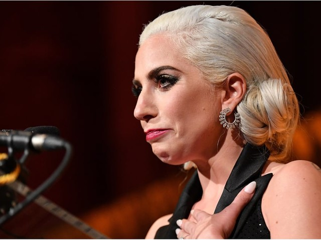 Watching Lady Gaga Praise Bradley Cooper For Believing in Her Will Turn You Into a Wreck