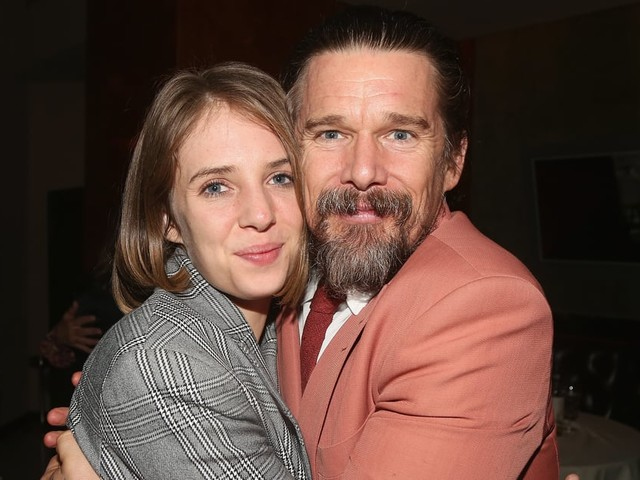 "Ethan Hawke Proudly Cheers on Daughter Maya, Praising Her ""Gorgeous New Songs"""