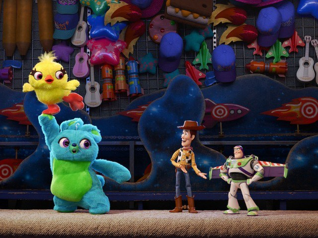 Sneak Peek of 'Toy Story 4' Coming to Disney Theme Parks and Disney Cruise Line