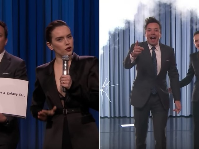 Watch Daisy Ridley Spit Rhymes About the Resistance During Her Epic Star Wars Rap