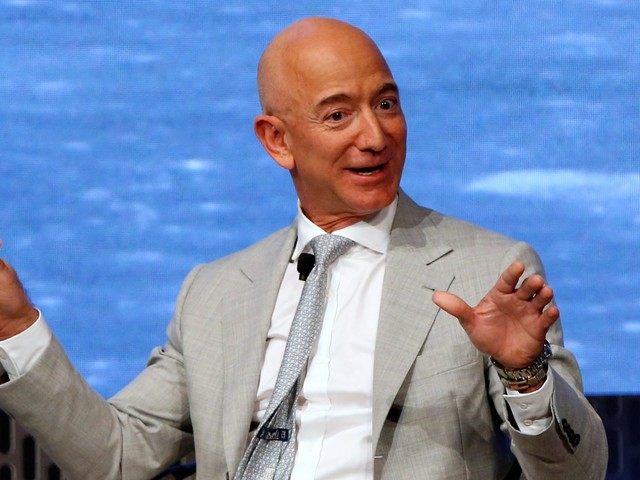 Jeff Bezos sold another $990 million worth of Amazon shares at the end of last week (AMZN)