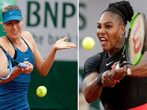 Serena, Sharapova to clash in US Open first round blockbuster
