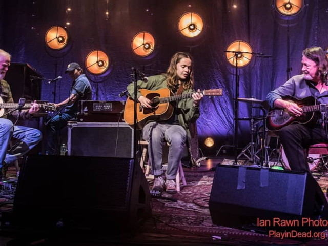 Billy Strings Joins Widespread Panic At The Ryman