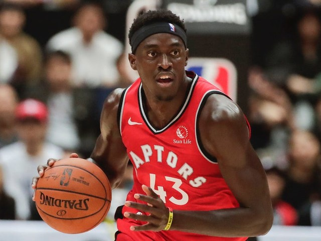 The key to the Raptors future is their $130 million forward who was studying to be a priest 10 years ago
