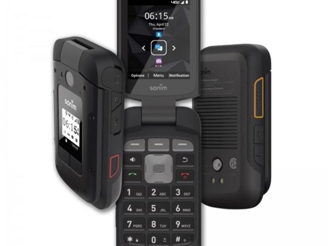Sonim Revamps its Rugged Flip Phone