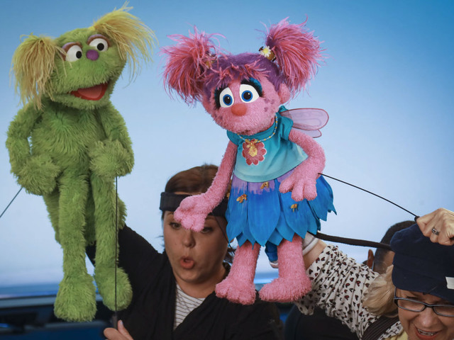 'Sesame Street' tackles opioid crisis with muppet character