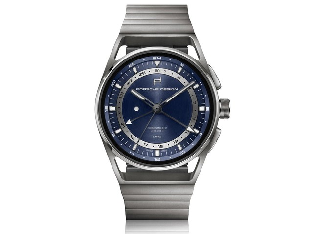 New Porsche Design Watch Is For The Globetrotter In Your Life