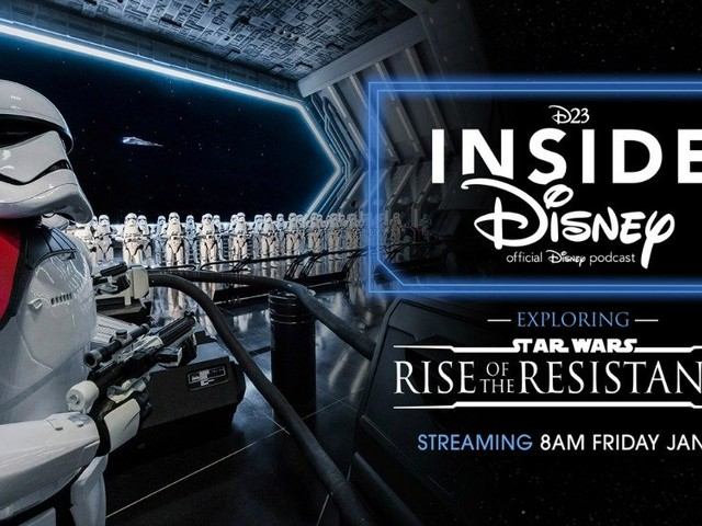 D23 to Host First Inside Disney Podcast Live from Disneyland Beginning Friday at 11am Eastern