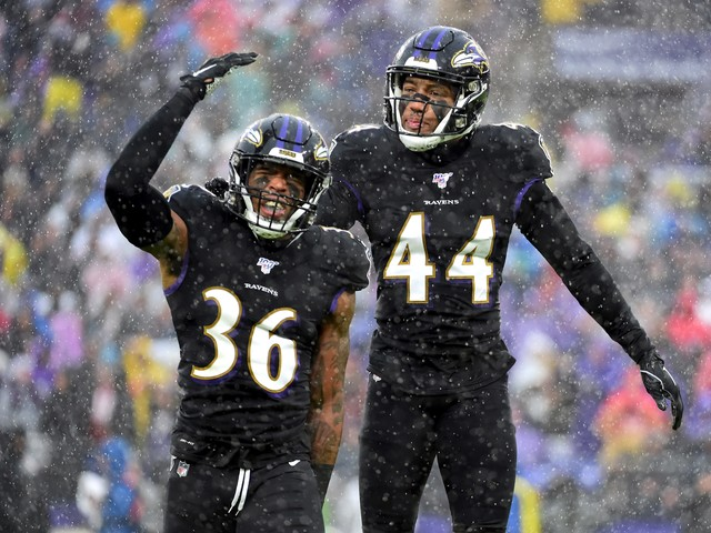 Ravens outlast 49ers to win battle between two of NFL's elite teams