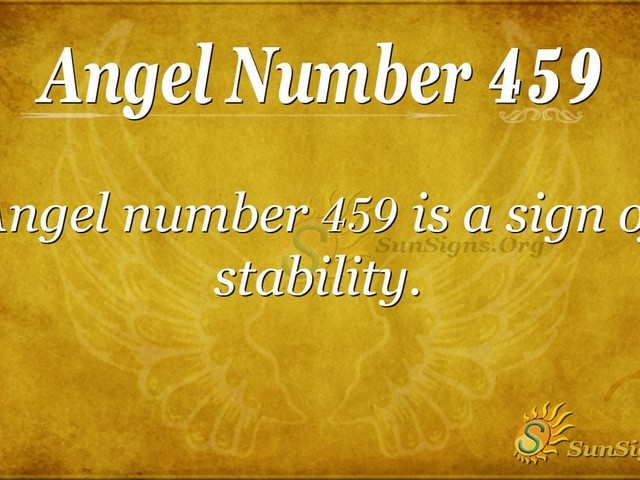 Angel Number 459 Meaning: Reclaim Your Confidence