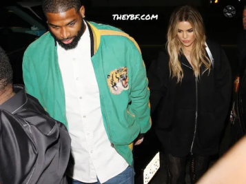Tristan & Khloe Dine In Boston (With Cameras In Tow) After 'Date Night' With Blonde Is Cleared Up