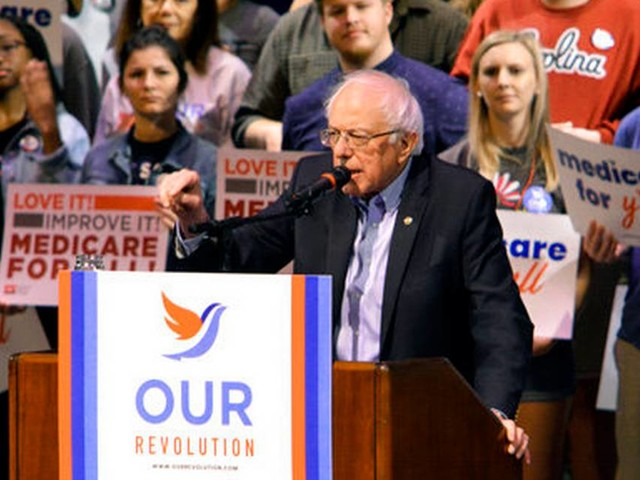Bernie Sanders is having a Columbia town hall on MLK Day. Here's where