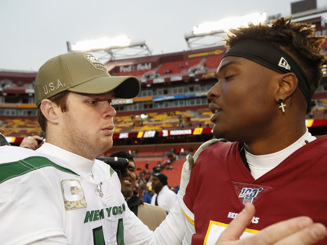 NFL ICYMI: 'Sell the team!' chants at latest Skins debacle
