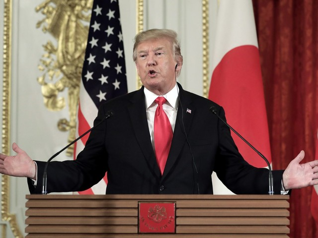 Donald Trump agrees with Kim Jong-un that Joe Biden is 'low IQ'