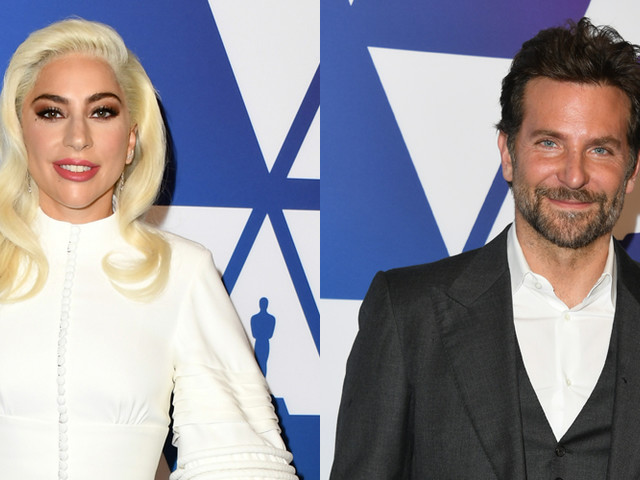 Lady Gaga & Bradley Cooper Join Fellow Oscar Nominees at Annual Luncheon!