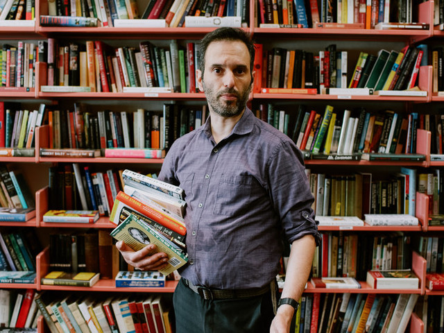 In Pittsburgh, a Bookstore Where 'Freewheeling Curiosity' Reigns