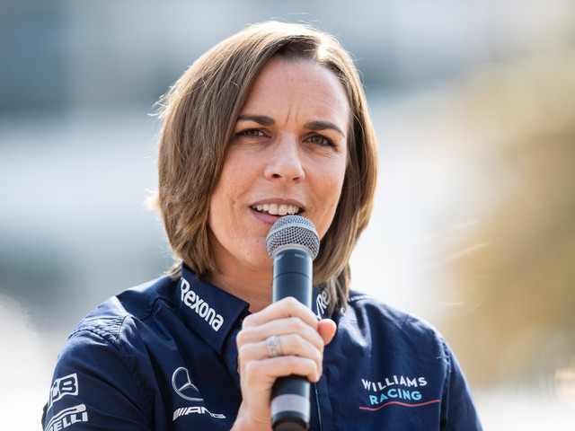 Claire Williams Was 'Pissed Off' After Losing to Toto Wolff in a Vote for Best F1 Team Boss