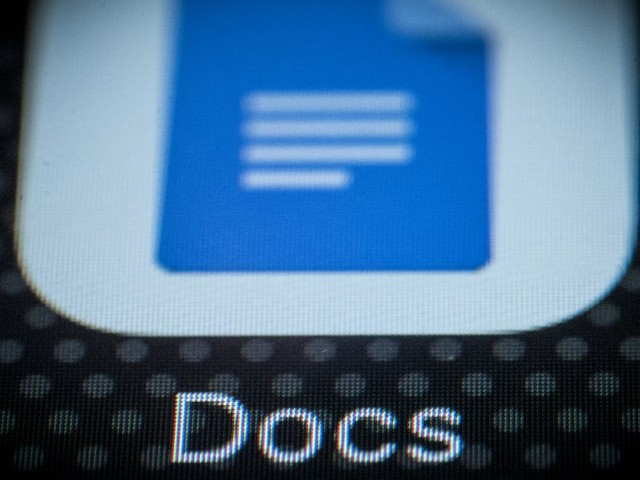 Google's AI-powered Smart Compose feature is coming to Docs