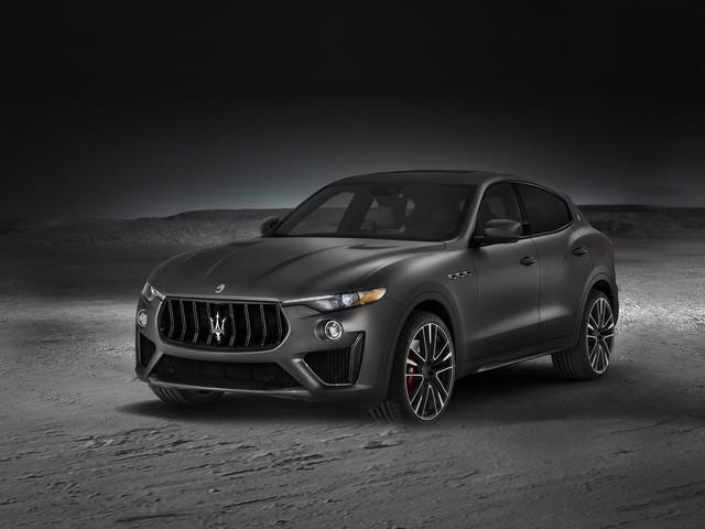 2019 Maserati Levante Trofeo: The Ferrari of SUVs . . . For Now – Official Photos and Info