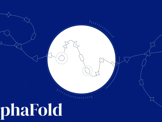 DeepMind puts the entire human proteome online, as folded by AlphaFold